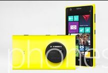 Windows Phone Smartphones / Reinvented around you (and this stuff). / by Microsoft Lumia