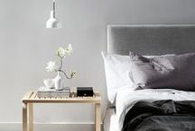 SPACES: Bedroom / Your bedroom is a sanctuary from the everyday. Dream in comfort & style.