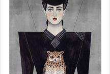 Owls / by Jacqui Grainger