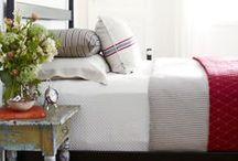 bedroom redo. . .