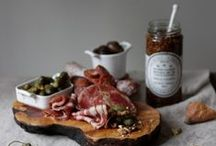 Gourmand / Recipes and presentation ideas for future dinner parties.  Your basic food porn.