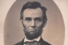 Collaborated Abraham Lincoln Collection  / We invite institutions on Pinterest to participate in pinning pieces of their collections pertaining to Abraham Lincoln to this board. The goal is to have a board containing artifacts and items relating to Mr. Lincoln from all types of institutions and share these unique pieces with a wide and varied audience. If you are an institution who would like to contribute to this board please tweet us at: @alplm