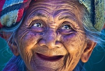 Beautiful Souls / Amazing faces, amazing smiles... / by Tani Major