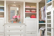 Amazing Closets-- A girl can dream, right? / by Esther Catandella