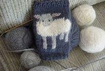 Knitting / by Isabella Plantenberg