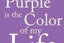 Purple,purple, purple