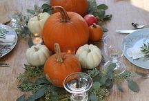 Fall/Thanksgiving Inspiration