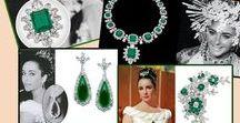 Yeşil sihir: Zümrüt / Pırlantanın parlak ışığı zümrütün muhteşem yeşiliyle buluştuğunda...