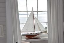 Coastal Decor / Life by the sea... / by Traci Palos