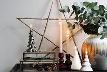 CHRISTMAS: Trees & decorations / We're making Christmas easy with a board full of inspirational ideas for trees, decorations and DIY projects to suit every Christmas style.