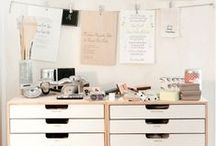 DECORATING: Storage & organisation / Ideas & inspiration for an organised life, with a place for everything and everything in its place. International declutter expert Peter Walsh's tips for starting the process, and creating the life you want. New habits, new systems, new hope!