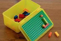 Lego's / by Alison Moyars