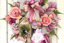 Shop Wreaths by Ricci / Shop my Wreaths on Etsy