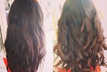 BEFORE & AFTER / Check out these Beachwaved Beauties!  / by SARAH POTEMPA