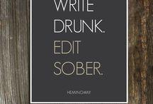 Writing / by Amy Buchanan