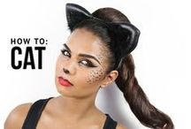 HALLOWEEN HOW-TO'S / We love hair. We love Halloween. Here's some great looks to help you get Halloween ready!  / by Sarah Potempa