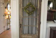 Old Doors Inspiration
