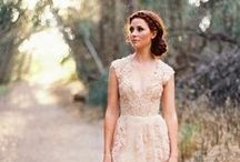 Say Yes To The Dress. / A collection of wedding dresses.