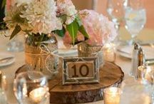 Be Our Guest. / A collection of wedding receptions.