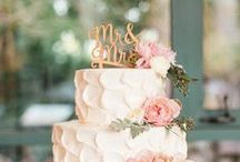 Let Them Eat Cake. / A collection of weddings cakes.