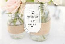 Stuck Like Glue. / A collection of wedding DIY's.