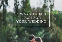 The Wedding Planner. / A collection of wedding apps and websites.