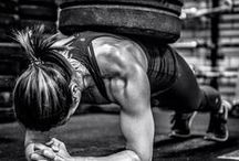 Crossfit Girls Inspirations / Looking for new and inspiring pictures of women of crossfit.