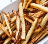 Do You Want Fries With That? / Fries, wedges, tots. You'll find them here.