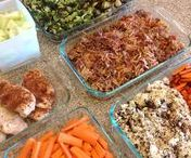 Meal Prep / Meal Prep ideas and recipes