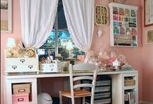 Craft Room / by Jessa@labellevie-j.com