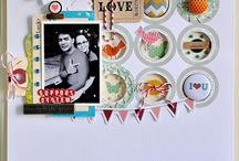 Scrap Crap / All things to do with scrapbooking, photos, memory keeping, story telling, or anything else that might fit in that general category. / by Robin