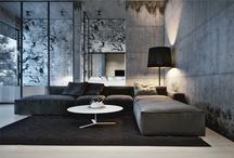 Lounge / Living Rooms / by Jane Pelham