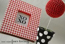 Valentine's Day Crafts / by Dana Reeves
