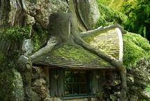 interesting homes / by Tammy Bloome