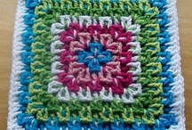 CROCHET KRAZY~Motifs~Squares & More / Squares & Motifs of all kinds. / by Donna Medley