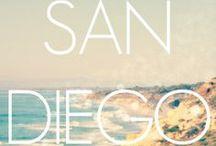My Hometown ~ San Diego, California / My Hometown ~ My Memories / by Cherie Long