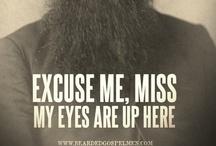 now that's a nice beard.