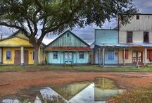 Ghost towns... / by Tammy Bloome