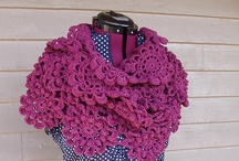 CROCHET KRAZY~Apparel~Shawls, Stoles, Wraps, Ponchos, Capelets / Mostly Free Patterns for Shawls, Stoles, Wraps, Capes, Caplets / by Donna Medley
