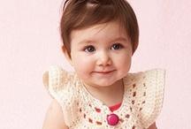 CROCHET KRAZY~BABY~SWEATERS,VESTS, & PONCHOS
