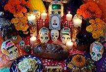 Dia de los Muertos... / by Tammy Bloome