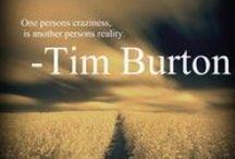 Burton's World! / by Tammy Bloome
