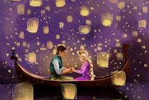 Disney/Pixar. a.k.a. my first love <3 / by Sarah Brockley