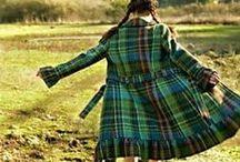 tweeds + tartans