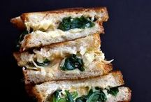 Sandwiches and Paninis / by Iris Rankin