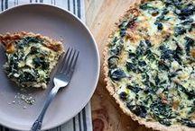 Savory Pies and Tarts / by Iris Rankin