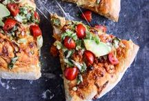 Pizza and Bread / by Iris Rankin