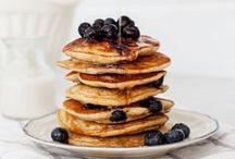 Pancakes and Waffles / by Iris Rankin