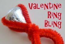 Be Mine, Valentine / Valentine's Day ideas for kids, parents and teachers.