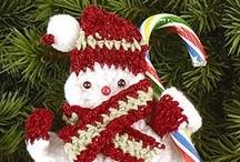 CROCHET KRAZY~Christmas~Snowmen